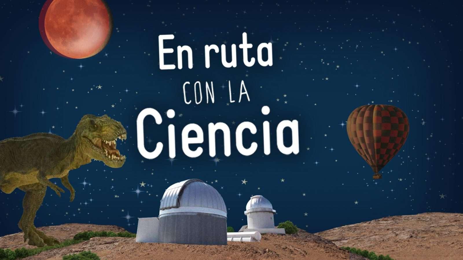 Experimentos 'En Ruta con la Ciencia'