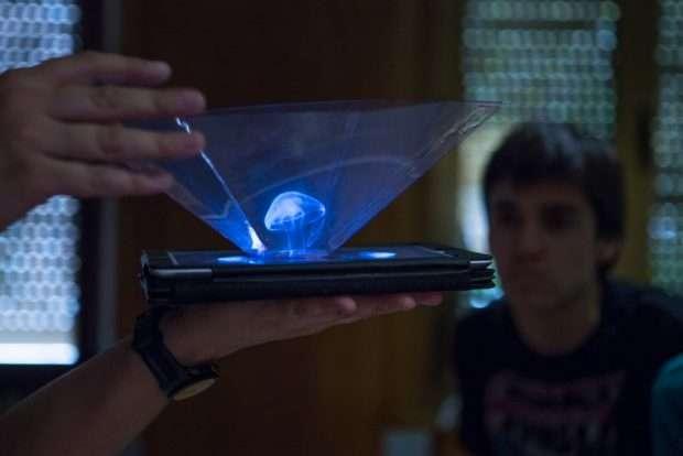 """10 experimentos con luz para hacer en casa, en """"Ciencia para Llevar"""""""