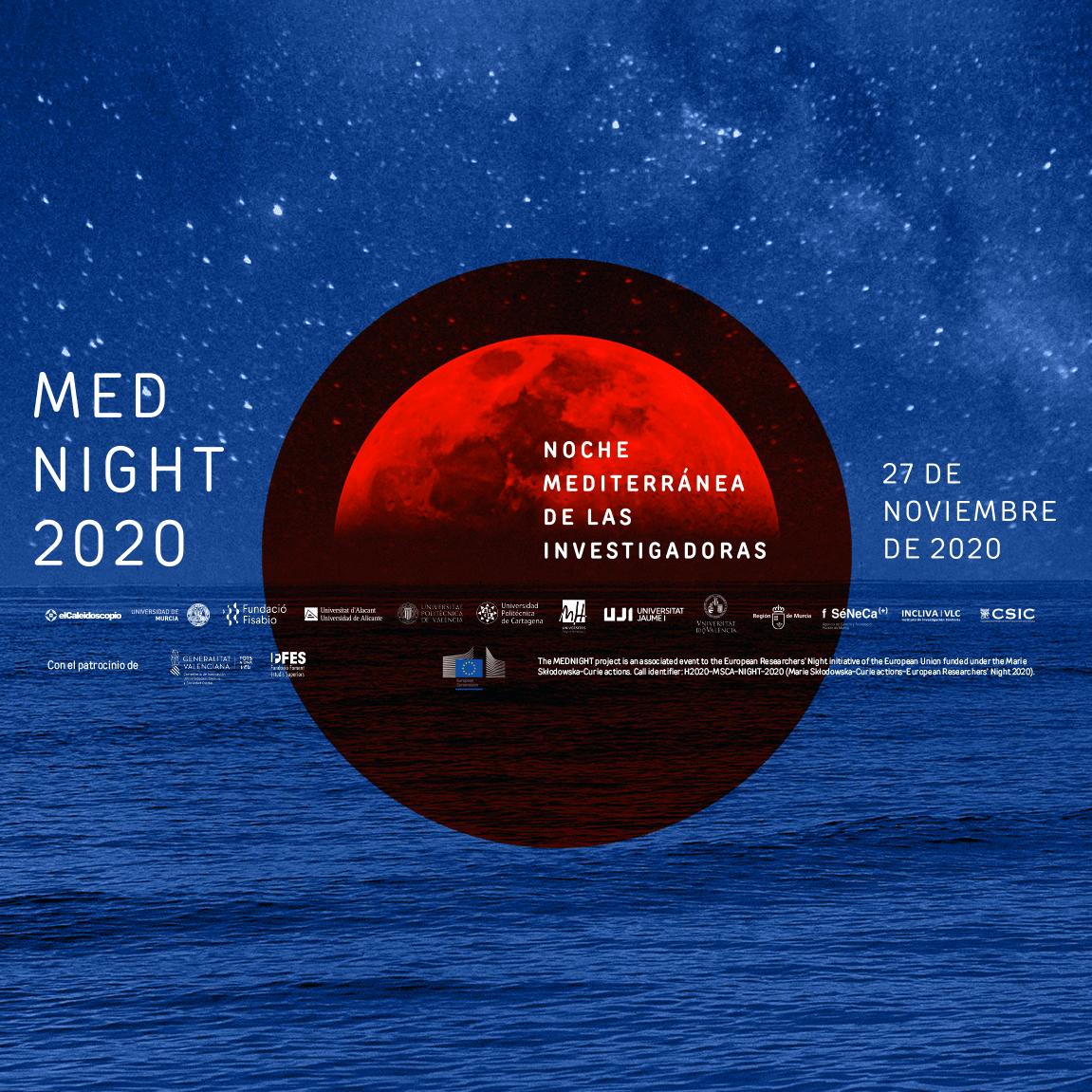 La Noche Mediterránea de las Investigadoras