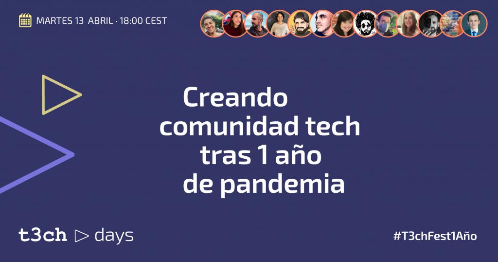 T3chDays, T3chFest 2020